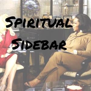 spiritual sidebar