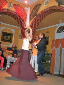 Flamenco in Cordoba