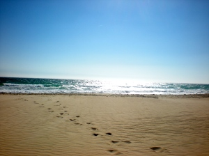 The beaches of Tarifa