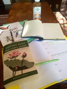 chakra studying