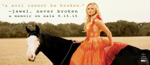 Book Review-Jewel's Never Broken